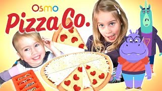 Osmo Pizza Co. Interactive Game / Cook Up Real-World Math & Money Skills! / Osmo iPad Base