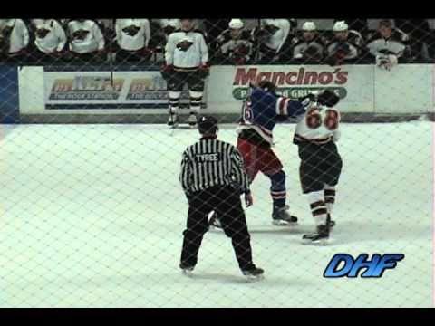Josh Caron vs Randy McNaught