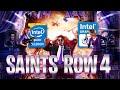 Saints Row Iv En Pc De Bajos Recursos Intel Hd Graphics