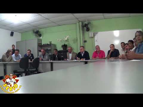 Repórter Favela fala para o Secretário Chefe da Casa Civil de São Paulo Deputado Federal Samuel Moreira (PSDB-SP) oque significa a Sabesp para Juquitiba