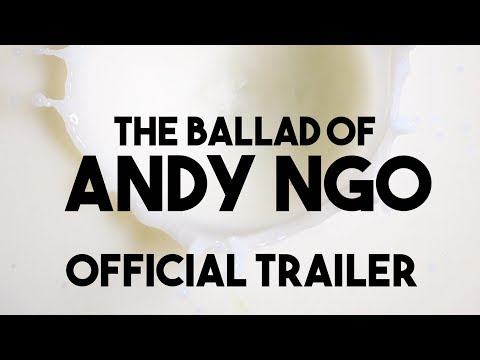 The Ballad of Andy Ngo (OFFICIAL TRAILER) 2019