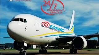 Top-Level Air Ambulance in Kolkata by Medivic