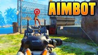 I'M AIMBOTTING!! WTF   BLACK OPS 3