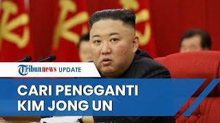 Diduga Alami Gangguan Kesehatan, Pemerintah Korea Utara Cari Pengganti Kim Jong Un, Turun Takhta?