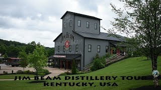 Jim Beam Distillery Tour | Bourbon | Kentucky | 2018 | USA