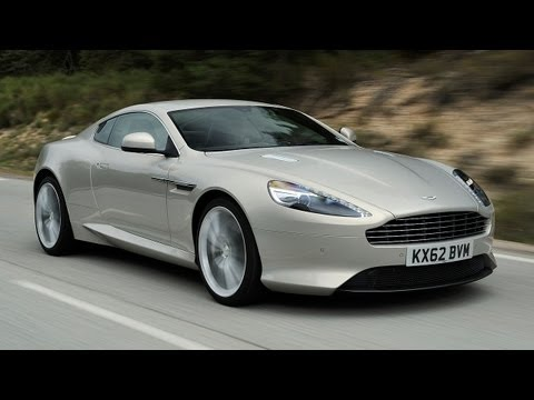 Aston Martin DB9 tested by www.autocar.co.uk