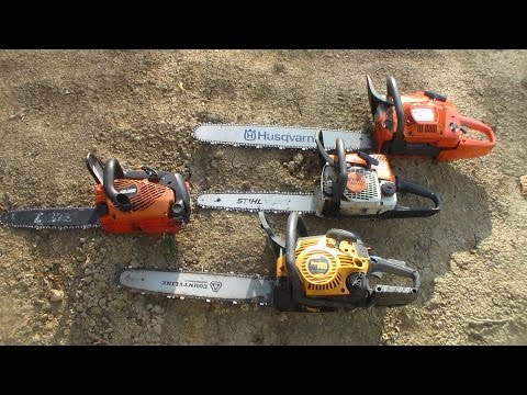 Homestead chainsaw review from a arborist