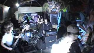 "YESTERDAYS RISING ""LETS TAKE SLOW STEPS"" LIVE @ VERSUS ART GALLERY"