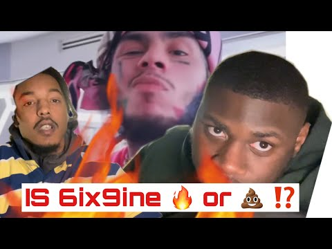 Teamplay Reacts to NEW 6ix9ine music ❗️🔥 (REACTION)