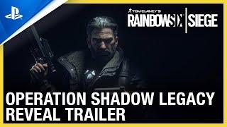 Rainbow 6 Siege: Operation Shadow Legacy - Reveal Trailer   PS4