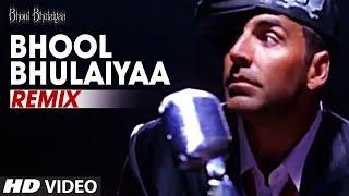 Bhool Bhulaiyaa - Remix [Full Song] - YouTube