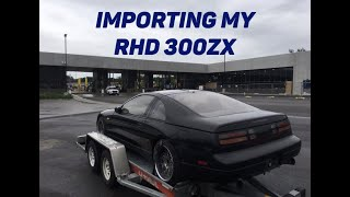 How to Import a JDM Car From Canada to the US
