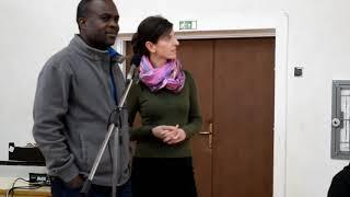 Forrás O.K. Ugandai pásztor látogatása