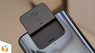 ASUS Zenfone 8 Flip Unboxing and Hands-on