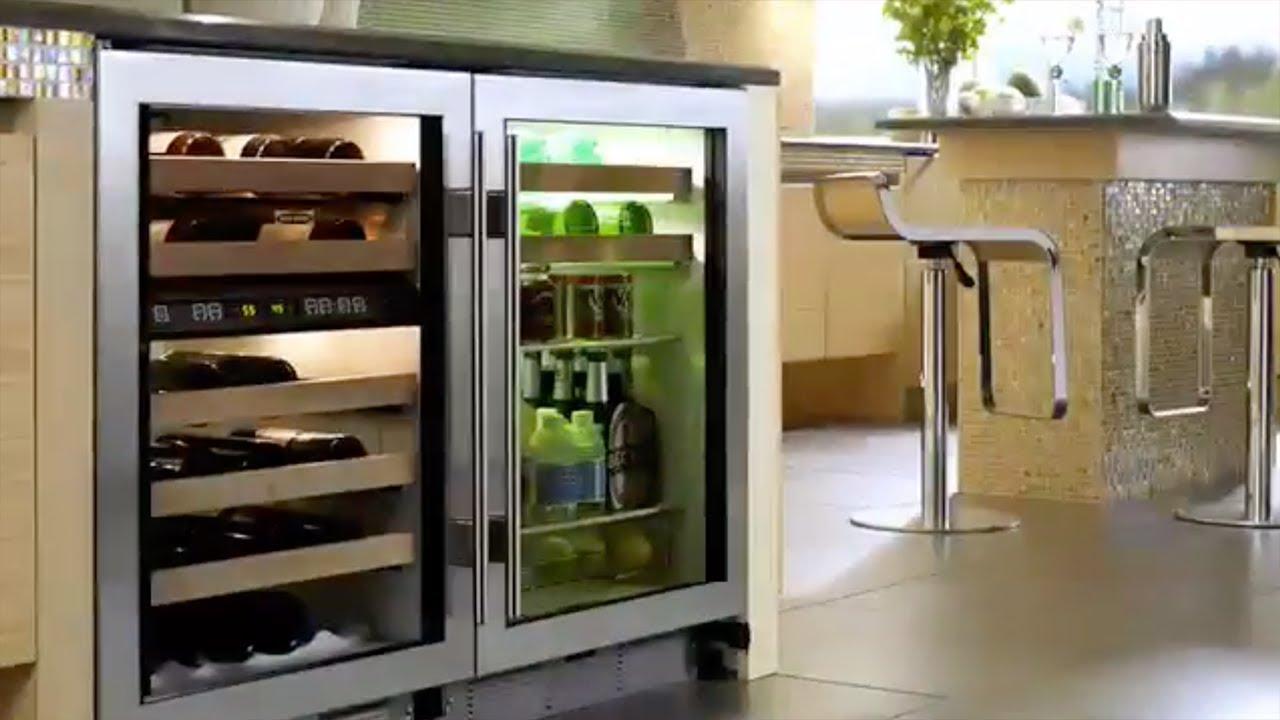 Sub-Zero Undercounter Refrigeration