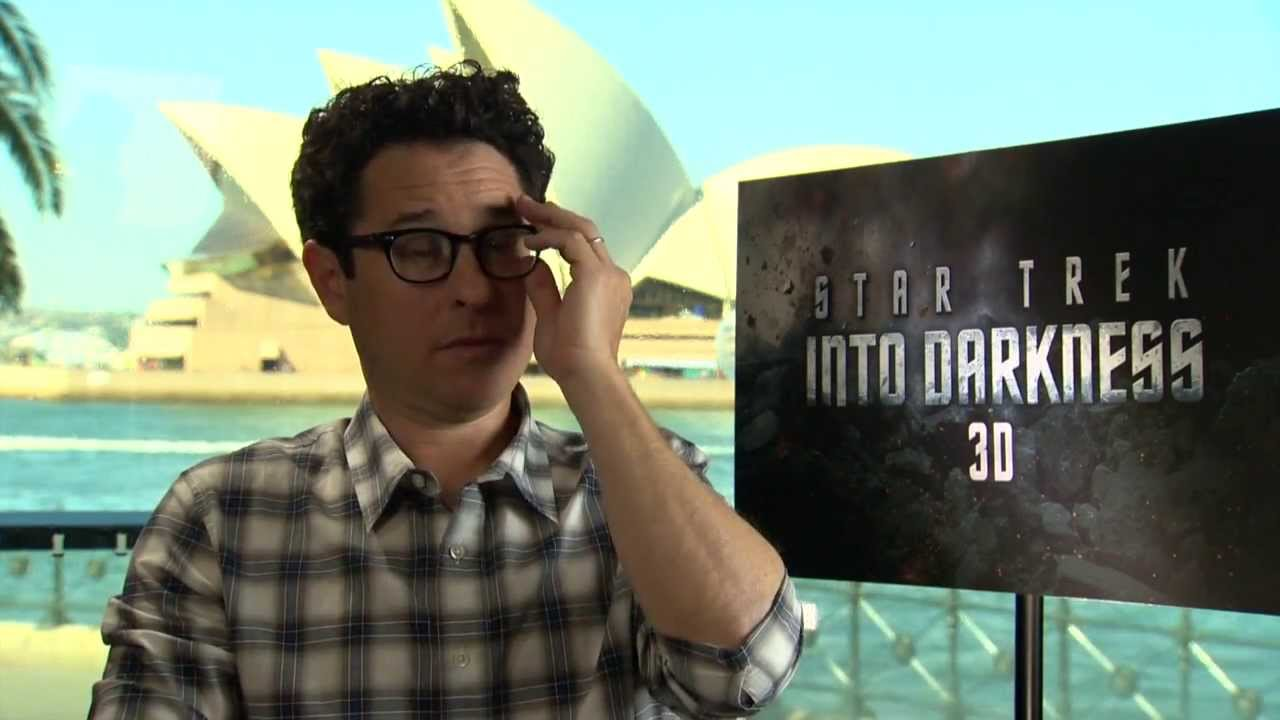 JJ Abrams Apologises For Star Trek's Distracting Lens Flares