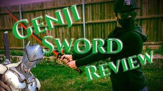 Genji Sword Review | Weapon Logs
