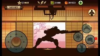 Взломанный Shadow Fight 2 на опыт, уровни, кристаллы, на все!