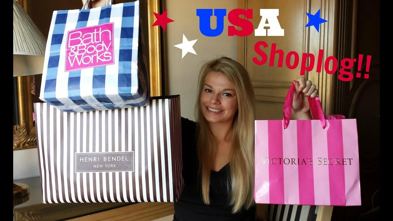 USA Shoplog!