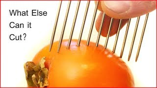 What Else Can You Cut With a Hair Pick? - Video Youtube