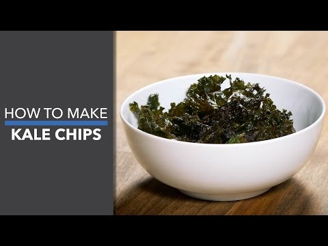 Video How To Make Kale Chips