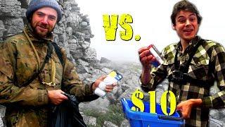 1 VS 1 Dollar Store Survival Challenge (Part 2)