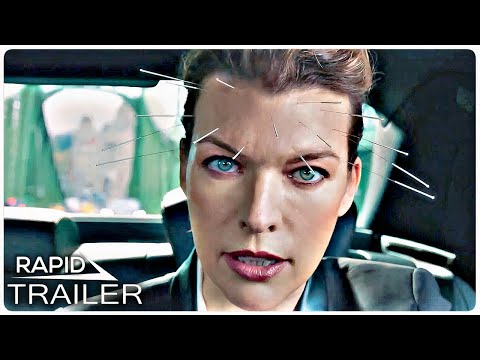 The Rookies Trailer Starring Milla Jovovich