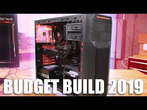 This low budget Gaming PC is ACTUALLY fast!