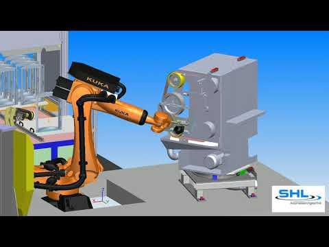 SHL AG - Simulation und Offline Programmierung