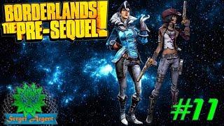Borderlands: The Pre-Sequel - Совместное прохождение. Истинный искатель хранилища. Стрим #11