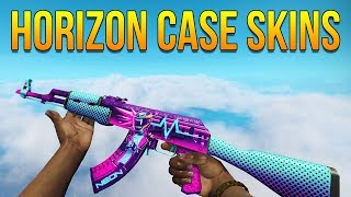 CSGO - Horizon Case All Gun Skins In-Game Showcase