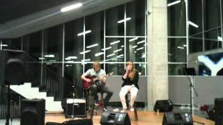 FEB's Got Talent 2011 - Eveline De Wispelaere (1)