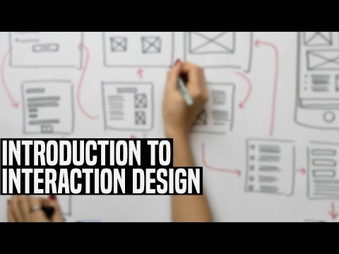An Introduction to Interaction Design (IxD)