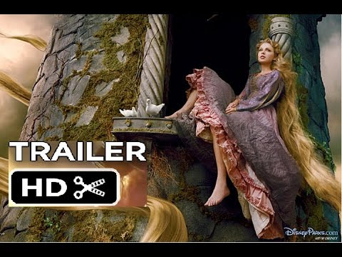 Disney's Tangled Rapunzel Trailer  (2018) [HD]