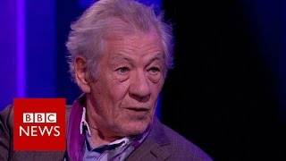 Harry Potter: Sir Ian McKellen reveals why he turned down Dumbledore role - BBC News
