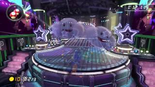 Electrodrome - 1:56.910 - HD★Dεmøη♪ (Mario Kart 8 World Record)