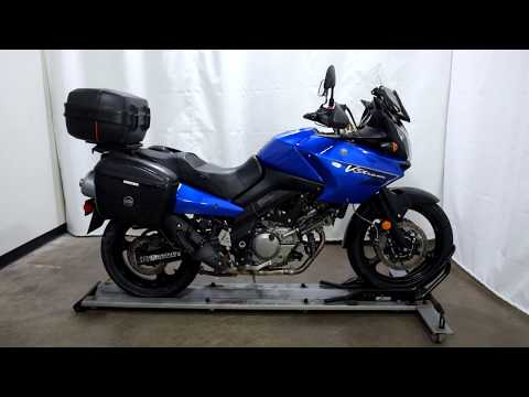 2007 Suzuki V-Strom® 650 in Eden Prairie, Minnesota - Video 1