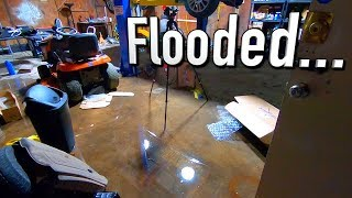 My Shop Flooded - What Now?