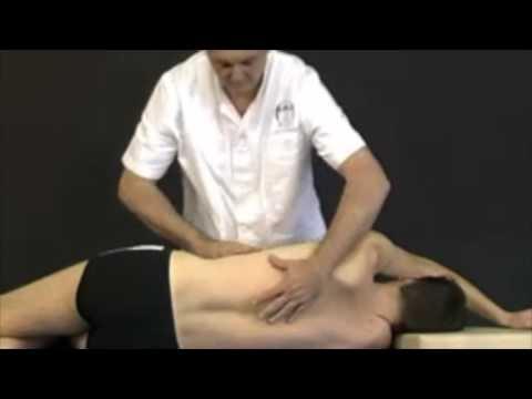 Osteochondrose Schmerz Wirbel