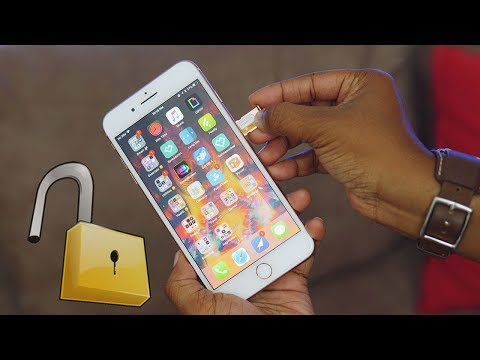 How to Unlock iPhone 8 Plus - ANY CARRIER & COUNTRY! (Sim Unlock)