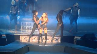 Hands On Me - Ariana Grande LIVE Honeymoon Tour MSG NY 3/21/15