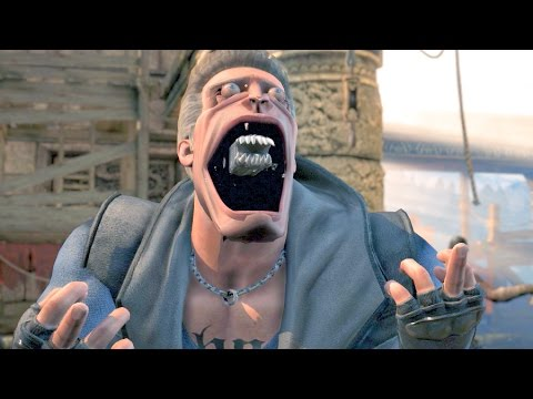Mortal Kombat XL All Characters Perform Aliens Intro