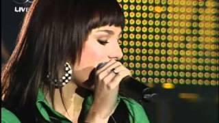 """No Name & Ewa Farna - """"Prva"""" (Slovenský Slávik 2008 - 29.11.2008)"""