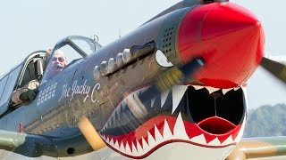 Roaring Glory Warbirds | Curtiss P-40E Warhawk [EN]