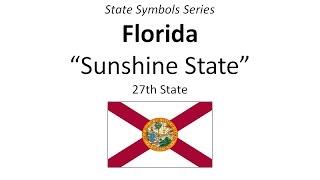 State Symbols Series - Florida