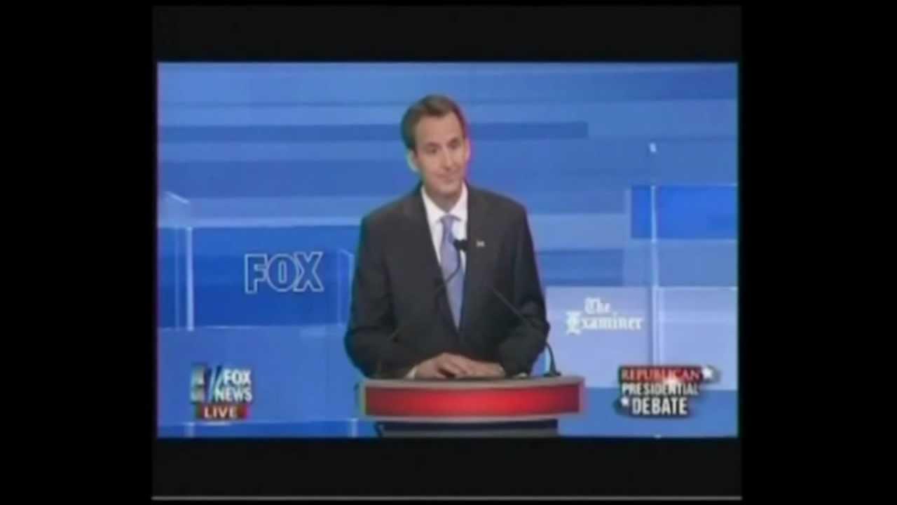 Bachmann Crushes Pawlenty - Republican Presidential Debate thumbnail