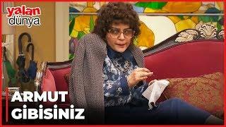 Vasfiye Teyze, Defne Bebeği Kimseye Benzetemedi! - Yalan Dünya 71. Bölüm