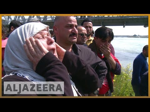 🇮🇶 Iraq ferry disaster: Mourning and anger in Mosul   Al Jazeera English