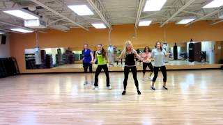 """Zoot Suit Riot"" Cherry Poppin' Daddies Swing Original Choreography By HotDotFitness"