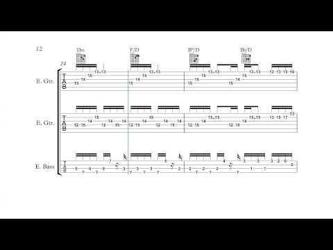 Castlevania III: Dracula's Curse - Beginning - Guitar/Bass Tabs + Chords